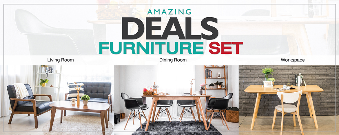 AMAZING DEALS FURNITURE SET
