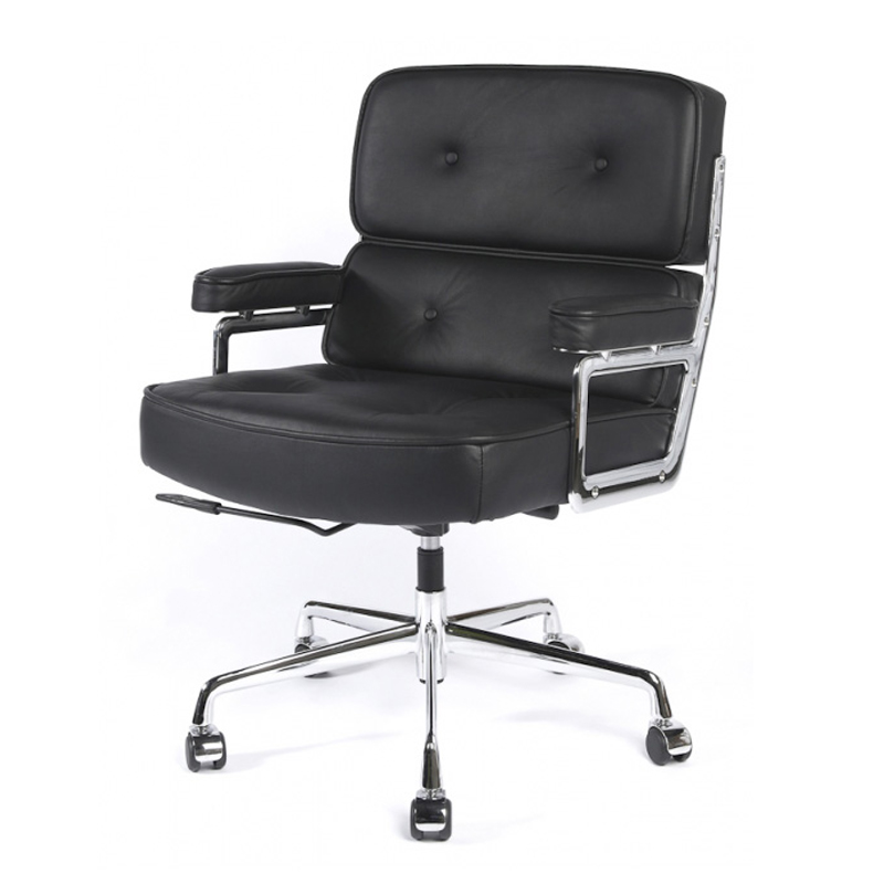 REPLICA LOBBY EXECUTIVE OFFICE CHAIR (FULL LEATHER)