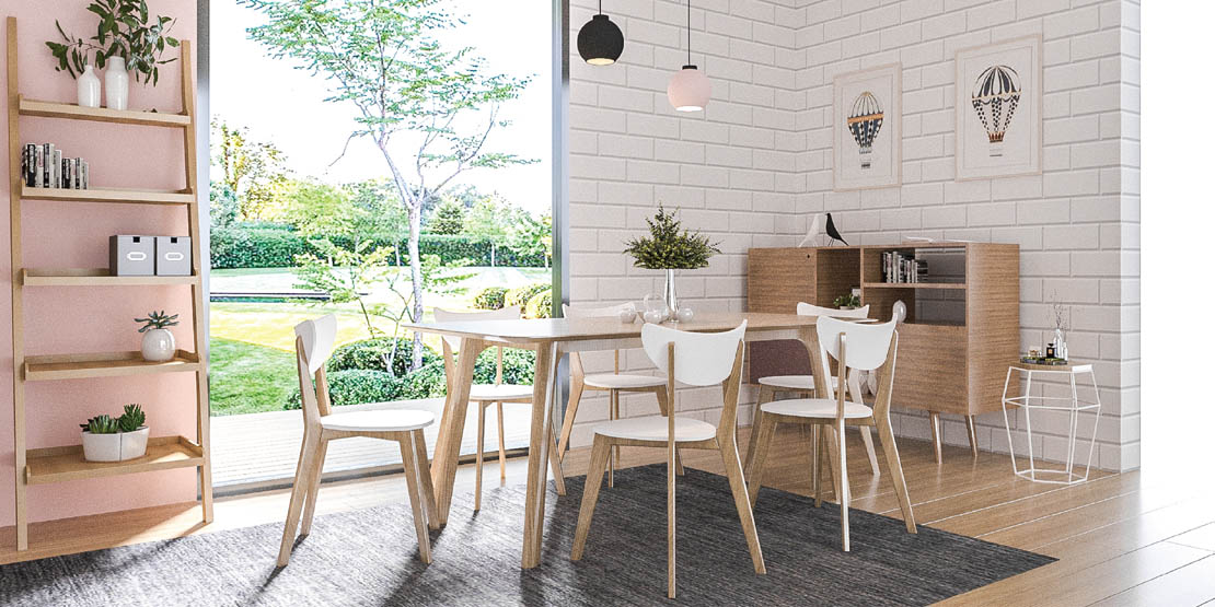 Dining Room | NORDIC | FRIZZ Wood -1