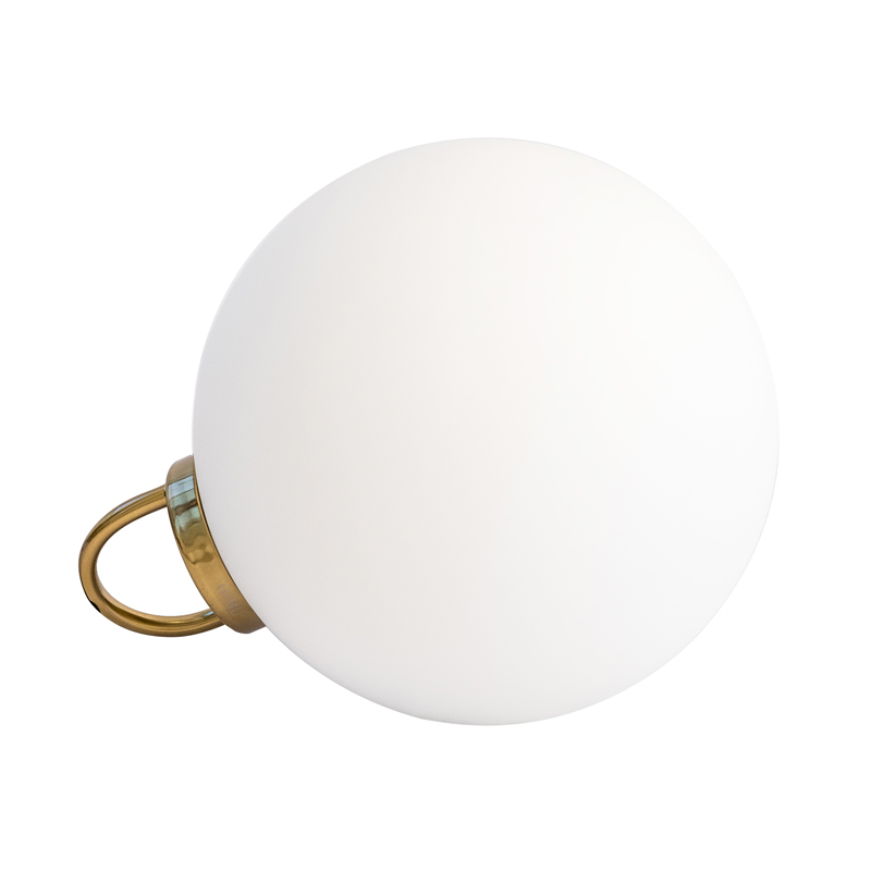 BIG ROUND HOOK TABLE LAMP