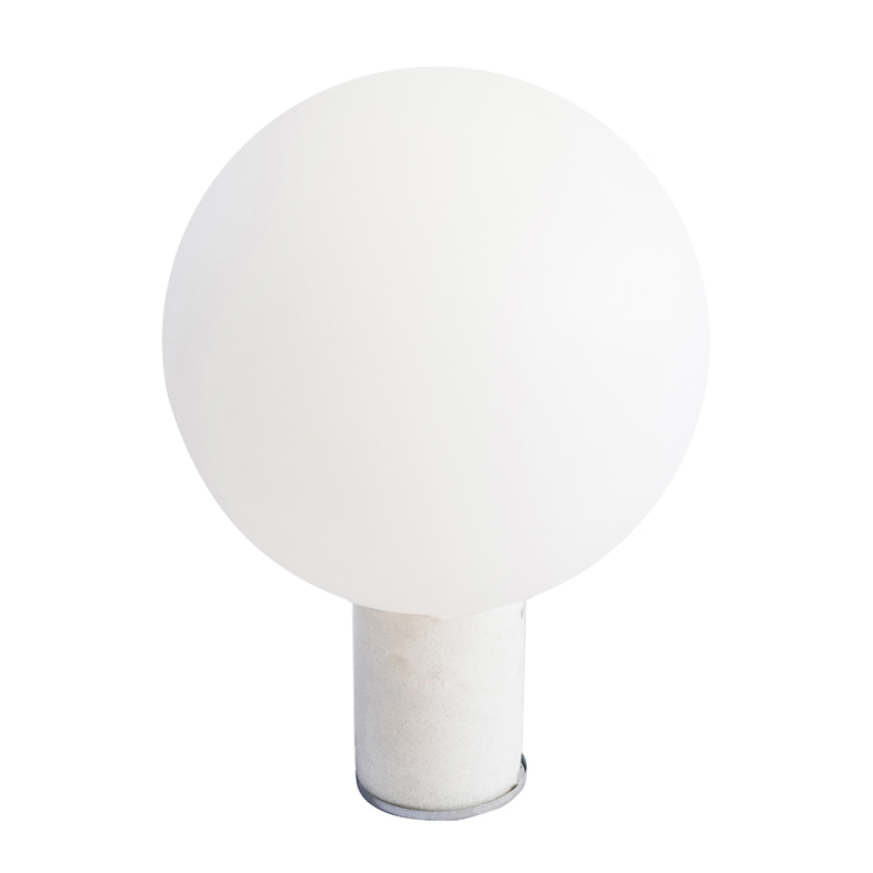 EXTRA CHIC TABLE LAMP - OPAQUE GLASS