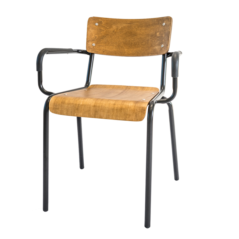 PIPPA DINING CHAIR WITH ARM