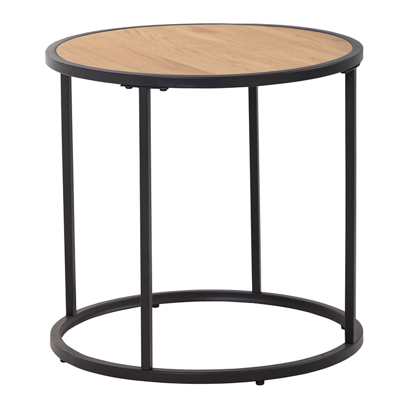BARRELL LAMP TABLE (45 CM)