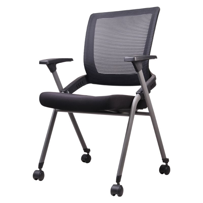 MARCUS LECTURE CHAIR WITH CASTER