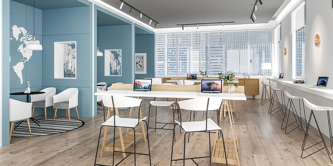 OFFICE SPACE | NORDIC | BROOK-BAR
