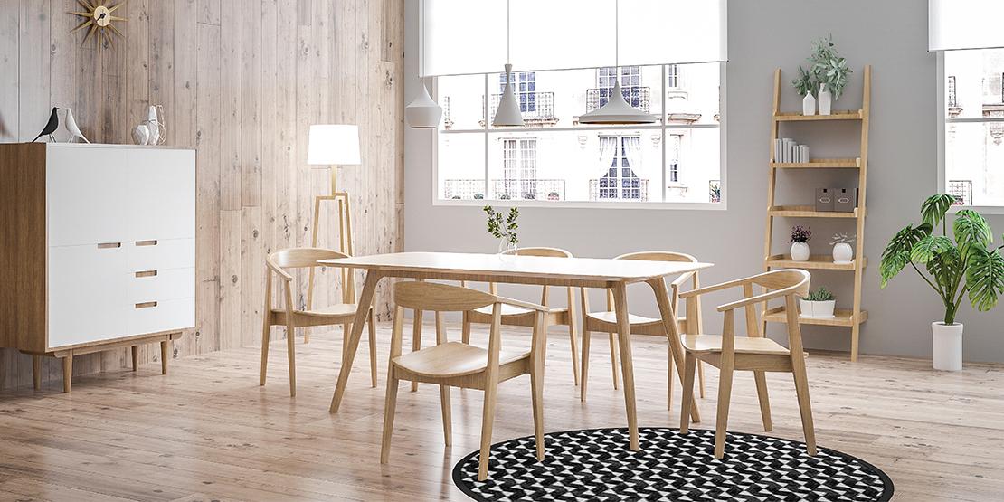 Dining Room | NORDIC | LORI - 2