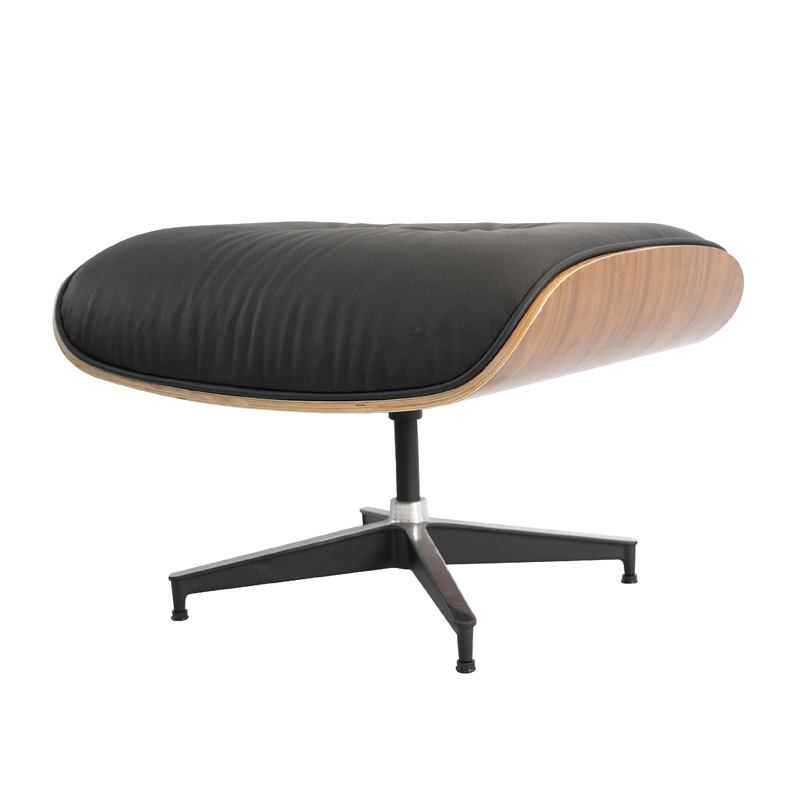 EAMES STYLE OTTOMAN (FULL LEATHER)
