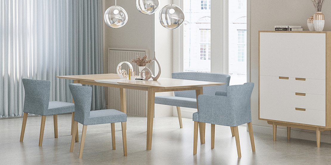 Dining Room | NORDIC | KYLIE 1