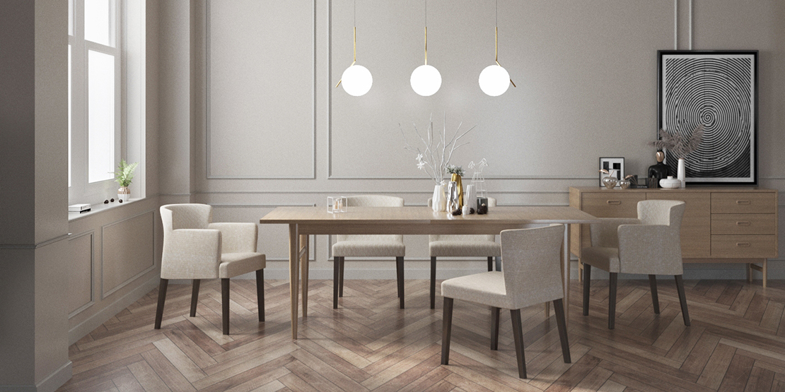 Dining Room | NORDIC | KYLIE 2