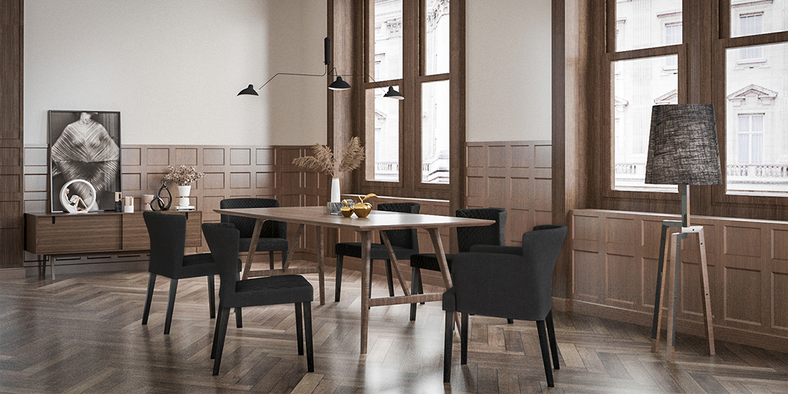 Dining Room | NORDIC | KYLIE 3