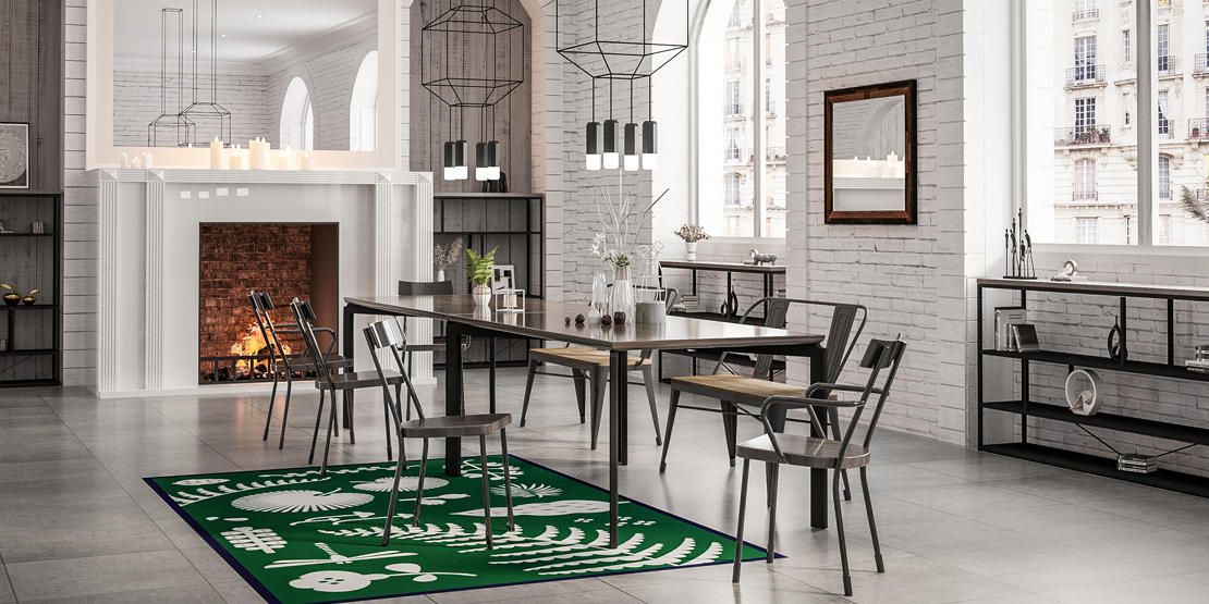 Dining Room | INDUSTRIAL | FUSE