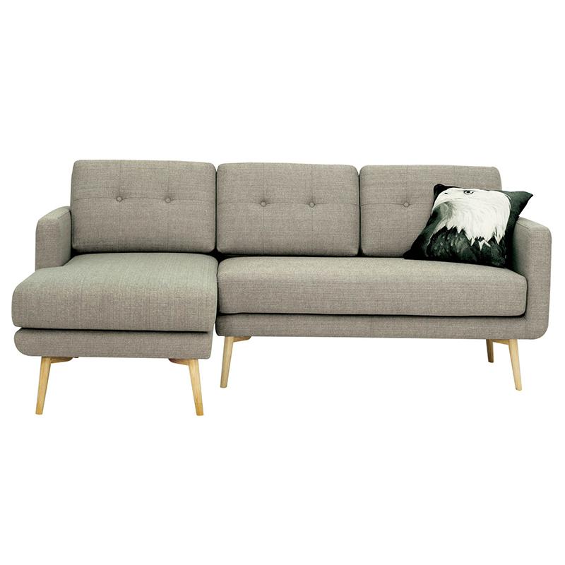 FLAIR NORDIC HOME 3 SEATER WITH RIGHT CHAISE SOFA - FLAIR (DISPLAY ITEM)