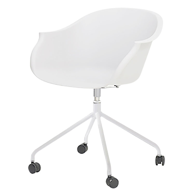 VENZA SPIDER SWIVEL CHAIR WITH CASTER