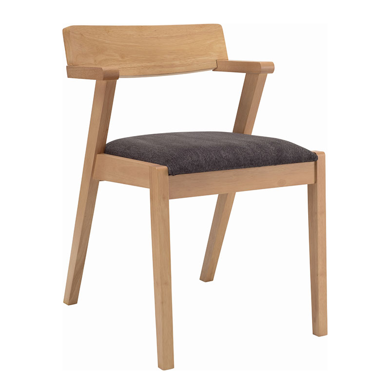 ELIZA DINING CHAIR (NATURAL COLOUR FRAME)