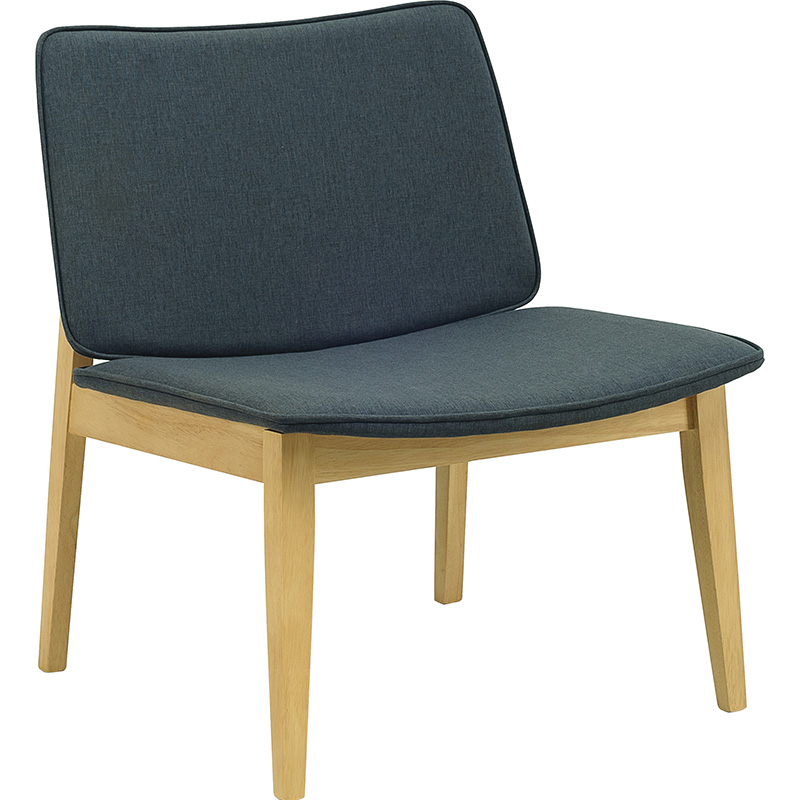 NORD NORDIC HOME LOUNGE CHAIR (FABRIC)