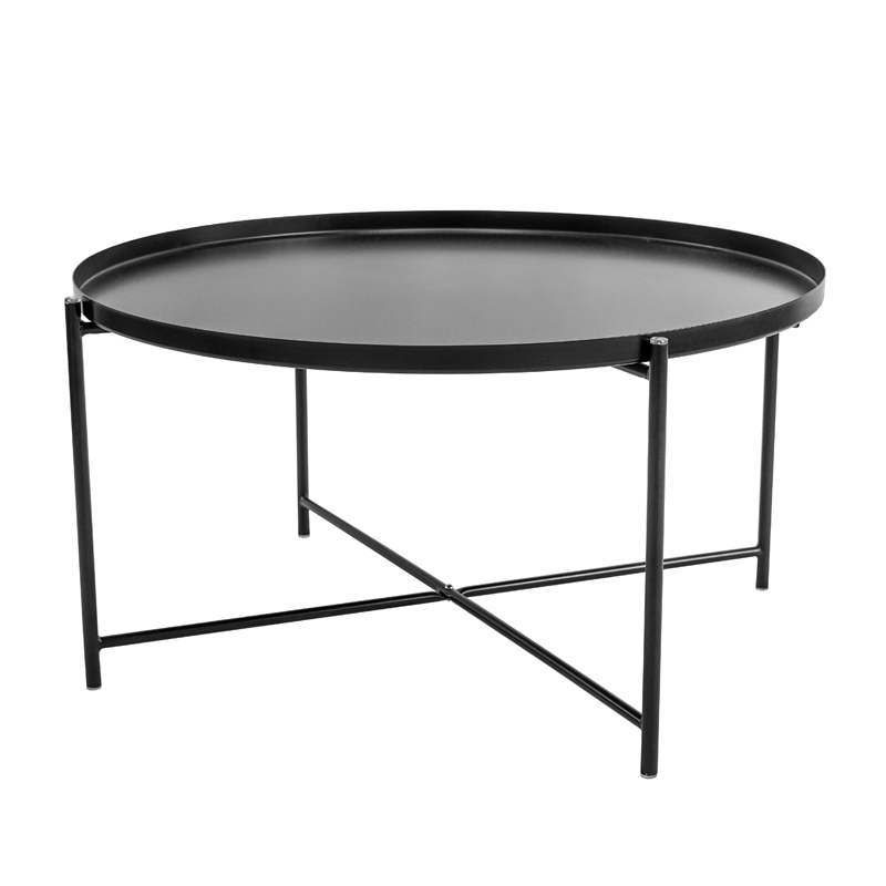 TERRA ROUND TRAY COFFEE TABLE